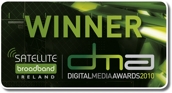 Digital Media Award Winner