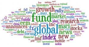 Emerging Markets 2009-q1 Headlines - word cloud