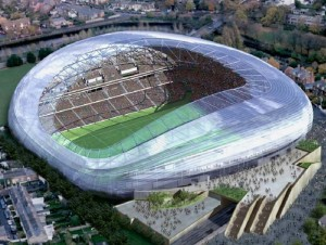 €25bn to make us a sporting hub